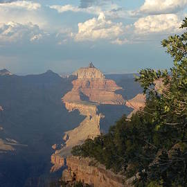 Thurston Connard - Late Evening in the Grand Canyon