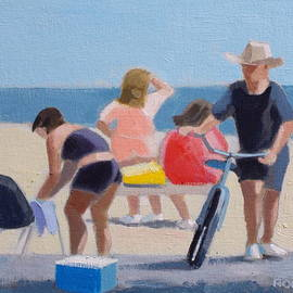 Robert Rohrich - Leaving The Beach