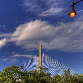 Joann Vitali - Leonard P Zakim Bridge - Boston