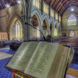 Ian Mitchell - Let Us Pray