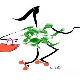 Iris Gelbart - Lets go shopping