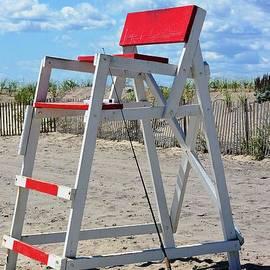 Lisa Kilby - Lifeguard Wanted