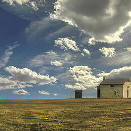 Russell Pedri - Little House on the Hill