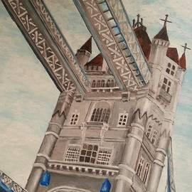 Irving Starr - london Tower Bridge