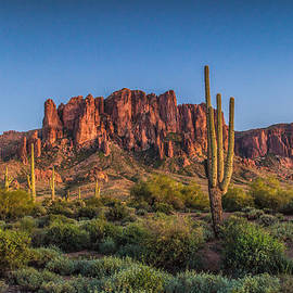 Mike Centioli - Lost Dutchman State Park