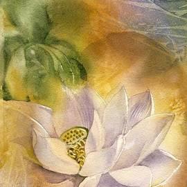 Alfred Ng - Lotus With Yellow