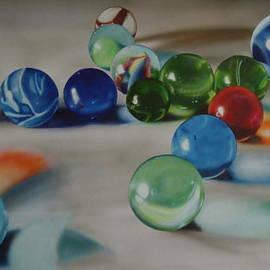 Steven McPeak - Marbles