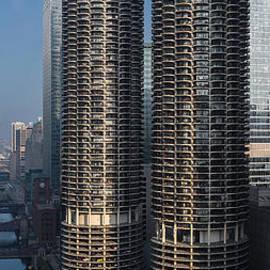 Steve Gadomski - Marina City Chicago