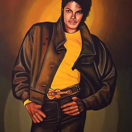 Paul  Meijering - Michael Jackson