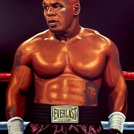 Paul Meijering - Mike Tyson