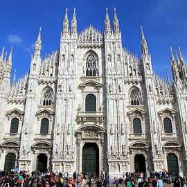 Valentino Visentini - Milan Duomo Cathedral