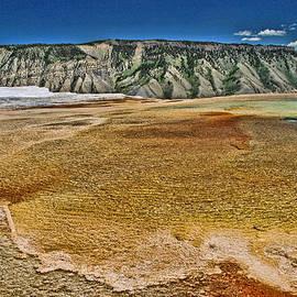 Allen Beatty - Moon on Earth 6 - Yellowstone