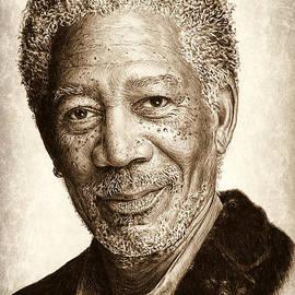 Andrew Read - Morgan Freeman