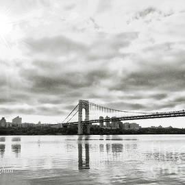 Regina Geoghan - Morning Light-George Washington Bridge