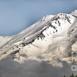 Patricia Betts - Mt Shasta