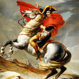 Celestial Images - Napoleon Crossing the Alps