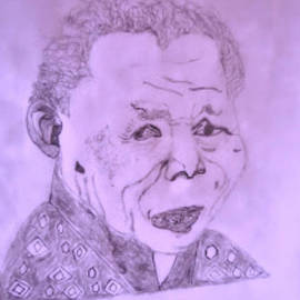 Barrington Ricketts - Nelson Mandela