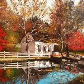Eileen Patten Oliver - New Hampshire Autumn