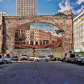 Allen Beatty - New Orleans Mural