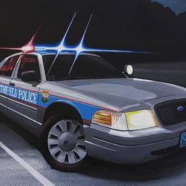 Robert VanNieuwenhuyze - Night Patrol
