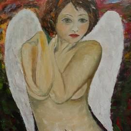 Maria Karalyos - Nude angel