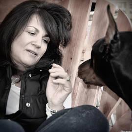 Sue Rosen - NY Doberman