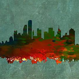 Celestial Images - NYC Skyline
