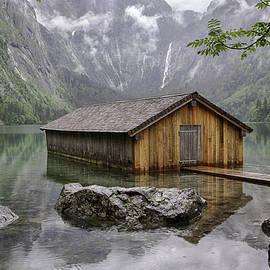 Nigel Jones - Obersee Boathouse