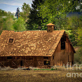 Robert Bales - Old Barn