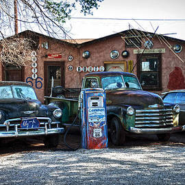 RicardMN Photography - Old Cars On Route 66