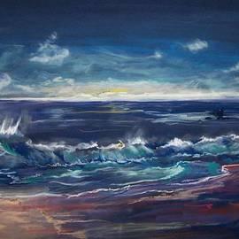 Peter Suhocke - Open Sea