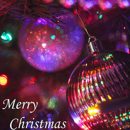 Gary Gingrich Galleries - Ornaments-2160-MerryChristmas