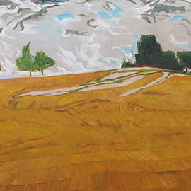 Francois Fournier - Over The Golden Field