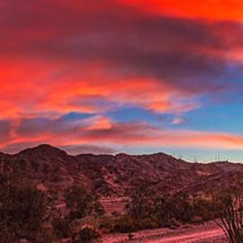 Robert Bales - Panoramic Sunrise