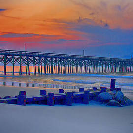 Bill Barber - Pawleys Island Sunrise