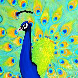 Oksana Semenchenko - Peacock. Inspirations Collection.