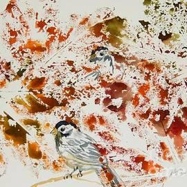 Ellen Levinson - Peek A Boo Chickadees