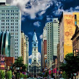 Bill Cannon - Philadelphia Blue Skies
