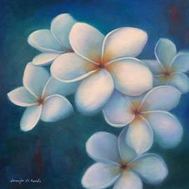 Jennifer Richards - Plumeria
