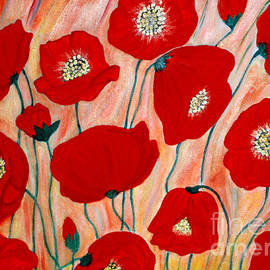 Oksana Semenchenko - Poppies. Inspirations Collection.