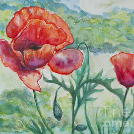 Vic Freyd - Poppies