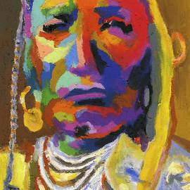 Stephen Anderson - Proud Native American II