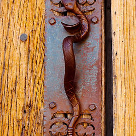 Ed  Cheremet - Rattle Snake Door Handle
