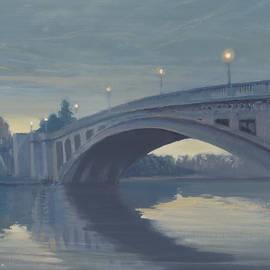 Richard Picton - Reading Bridge at Night