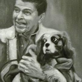 Martha Suhocke - Reagan and Rex
