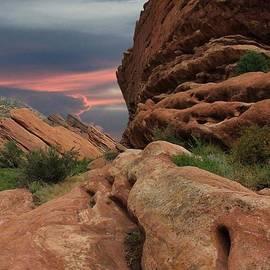 AR Annahita - Red Rocks Colorado Sunset