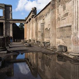 Georgia Mizuleva - Reflecting on Pompeii