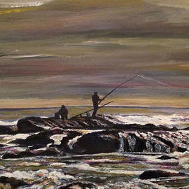 Richard Nowak - Rhode Island Fishermen