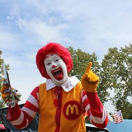 R A W M   - Ronald McDonald