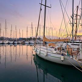 Milan Gonda - Sail Boats